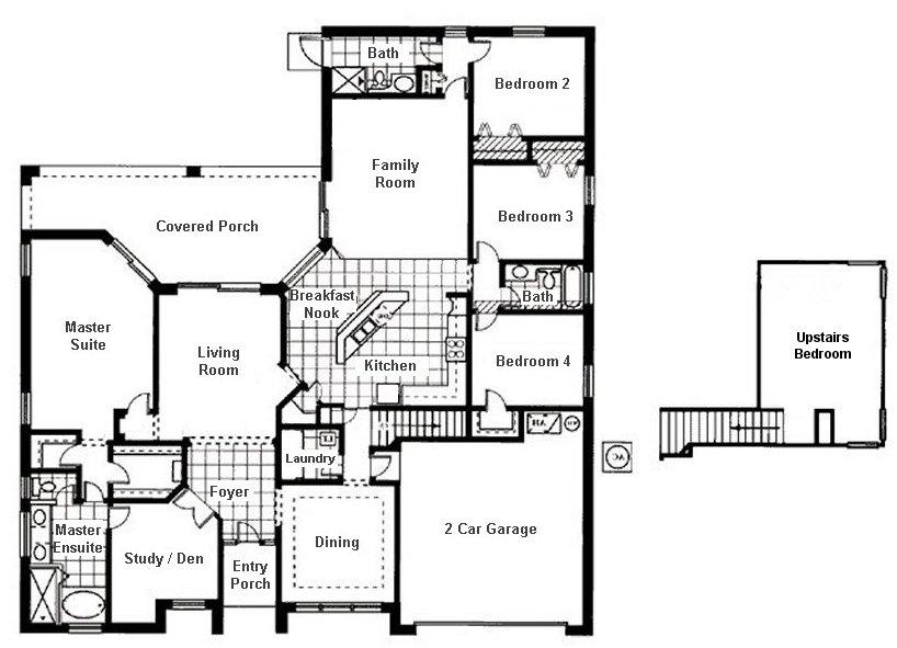 Wellesley 5 Floorplan