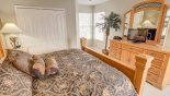 Villa rentals in Orlando, check out the Another view of the upstairs King Suite