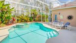 Orlando Villa for rent direct from owner, check out the Can't get enough of the pool!