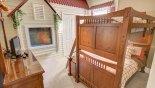 Wellesley 5 Villa rental near Disney with Kids themed bunk bed room - sleeps 3