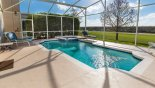 Birchwood + 3 Villa rental near Disney with Pool deck gets sun all day