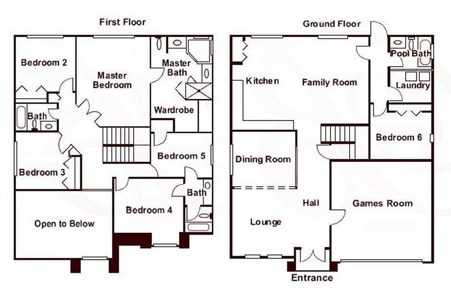 Birchwood + 3 Floorplan