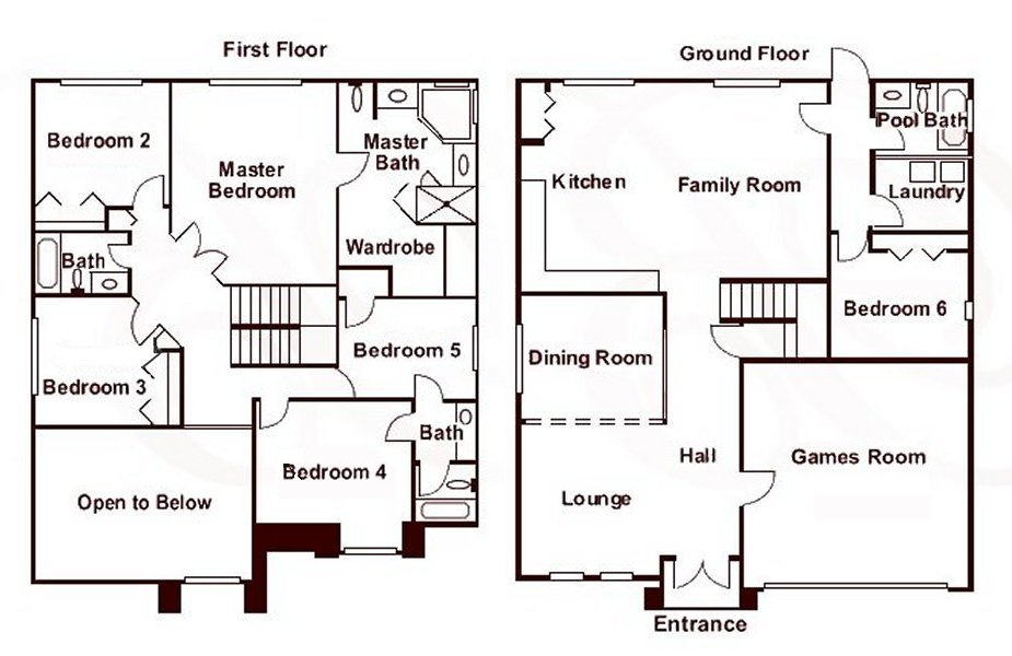 Birchwood + 3 Floorplan