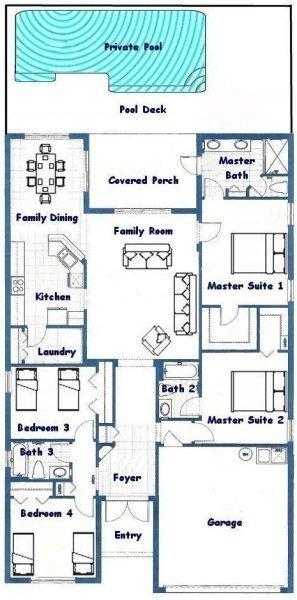 Jasmine 10 Floorplan