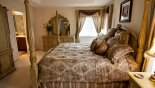Master Bedroom Suite from Canterbury 10 Villa for rent in Orlando