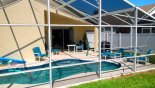 Villa rentals in Orlando, check out the POOL/LANAI