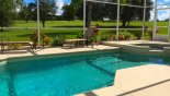 Wellesley 6 Villa rental near Disney with Pool & spa with spectacular golf course view
