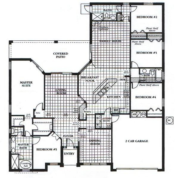 Wellesley 1 Floorplan