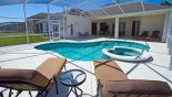 Pool deck - www.iwantavilla.com is your first choice of Villa rentals in Orlando direct with owner