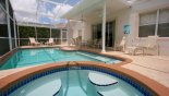 Silver Maple + 2 Villa rental near Disney with Tempting spa and pool deck