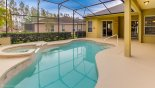 Cambridge 11 Villa rental near Disney with No near neighbours ensures privacy around the pool