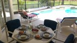 Villa rentals near Disney direct with owner, check out the Lanai view of pool