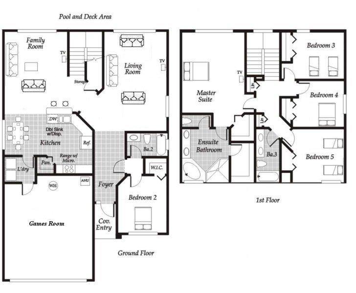 Monticello 9 Floorplan