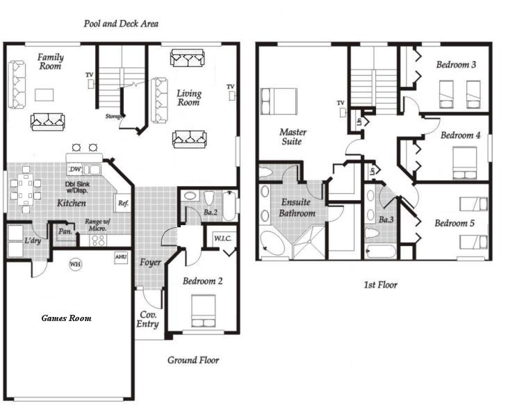 Monticello 9 Floorplan