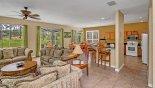 Santa Barbara 3 Villa rental near Disney with Large open plan family room and kitchen
