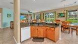 Santa Barbara 3 Villa rental near Disney with Kitchen island unit with built-in dishwasher