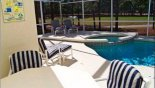 Mayfield 2 Villa rental near Disney with View of pool & spa from lanai