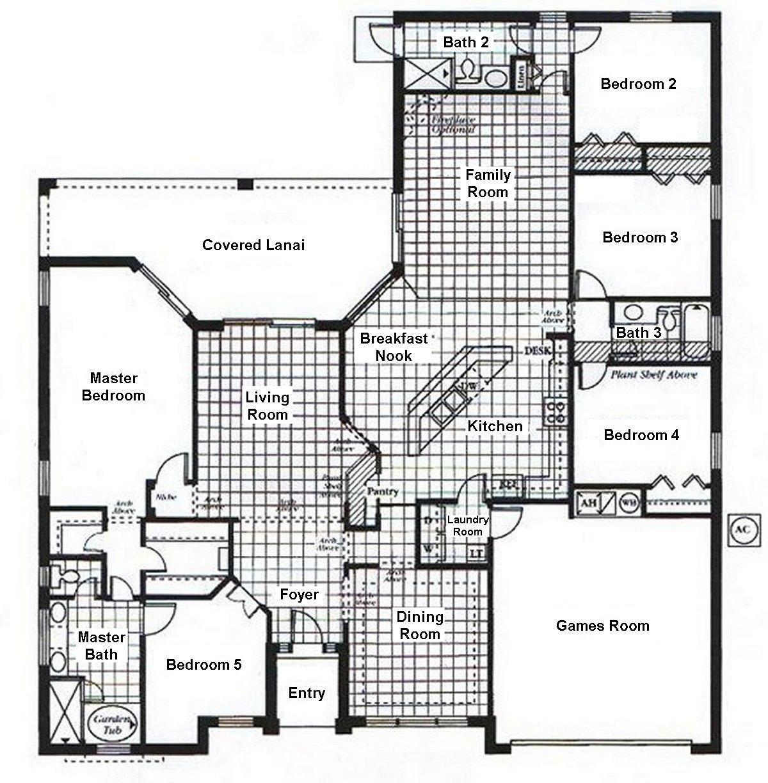 Wellesley 2 Floorplan