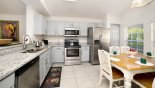 Villa rentals near Disney direct with owner, check out the Fully fitted kitchen with quality appliances and granite counter tops