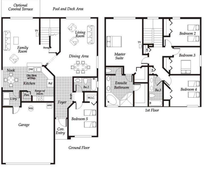 Monticello 13 Floorplan