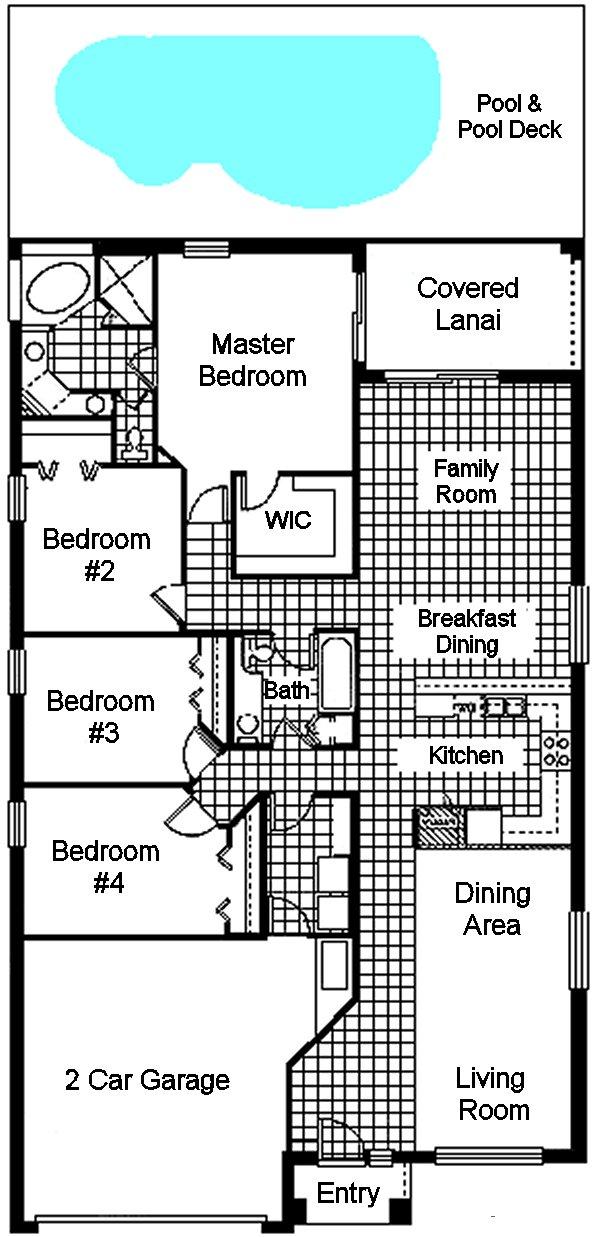 Wynnewood 2 Floorplan