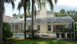 Tranquil South Facing Pool and Spa from Belmonte + 4 Villa for rent in Orlando