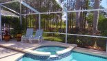 Enjoy a drink in the Spa! - www.iwantavilla.com is your first choice of Villa rentals in Orlando direct with owner