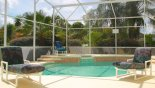 Cambridge 10 Villa rental near Disney with South facing pool with conservation behind