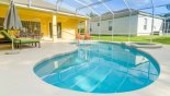 Wellesley + 1 Villa rental near Disney with View of south west facing pool & spa