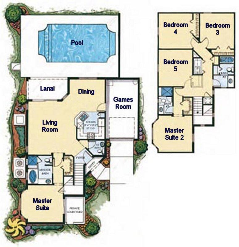 Camellia 1 Floorplan