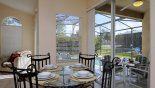 Nook Dining - www.iwantavilla.com is your first choice of Villa rentals in Orlando direct with owner