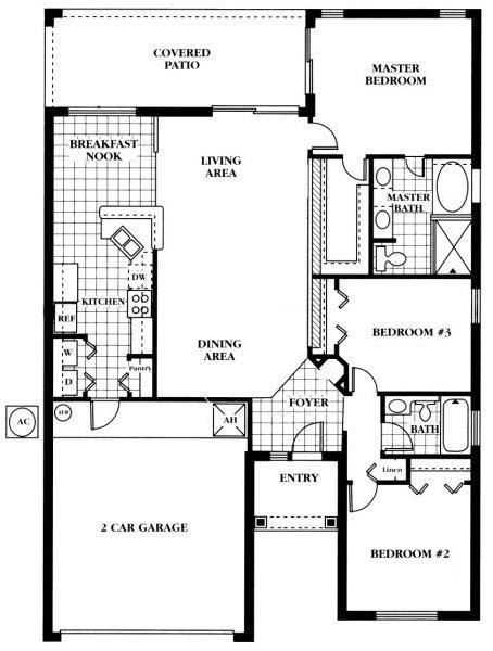 Newton 5 Floorplan