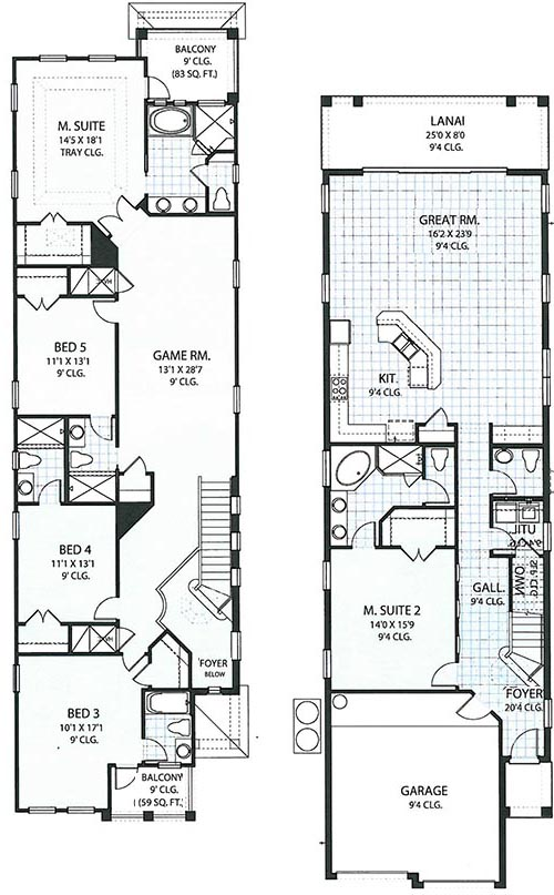 Crestview 1 Floorplan