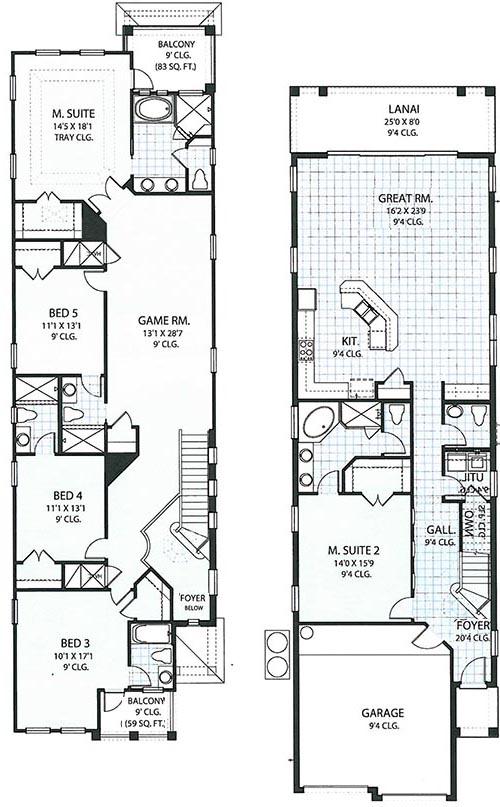 Crestview 1 Floorplan