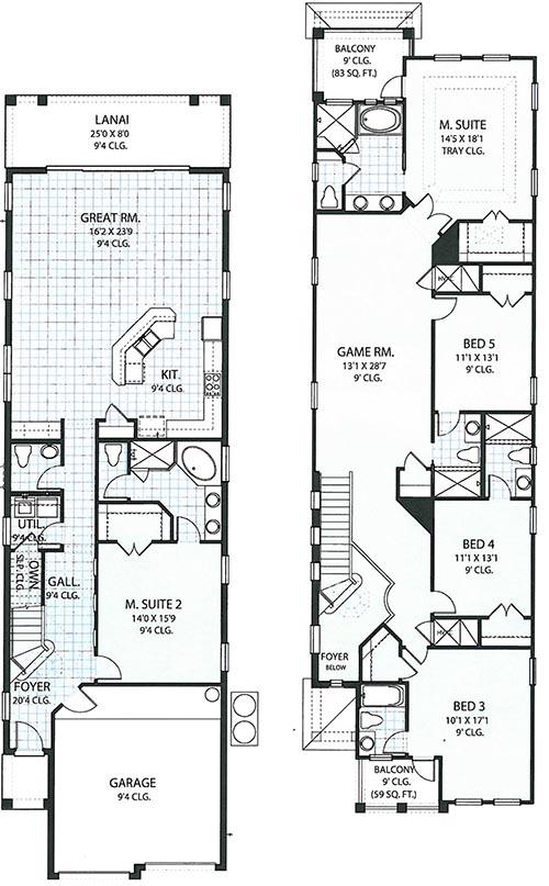 Crestview 3 Floorplan
