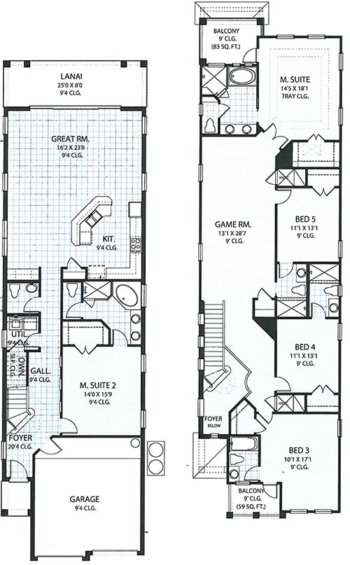 Crestview 3 Floorplan