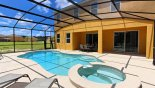 Coconut Palm 1 Villa rental near Disney with View of pool & spa