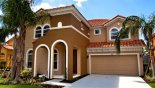 Orlando Villa for rent direct from owner, check out the View of villa from street
