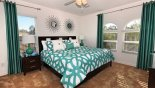 Spacious rental Watersong Resort Villa in Orlando complete with stunning Master 2 bedroom with king sized bed