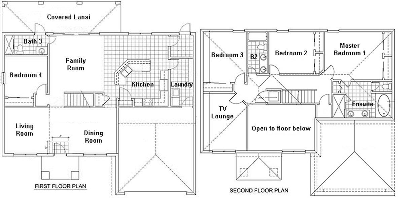 Dornoch 1 Floorplan