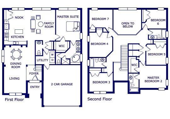 Magna Bay 17 Floorplan