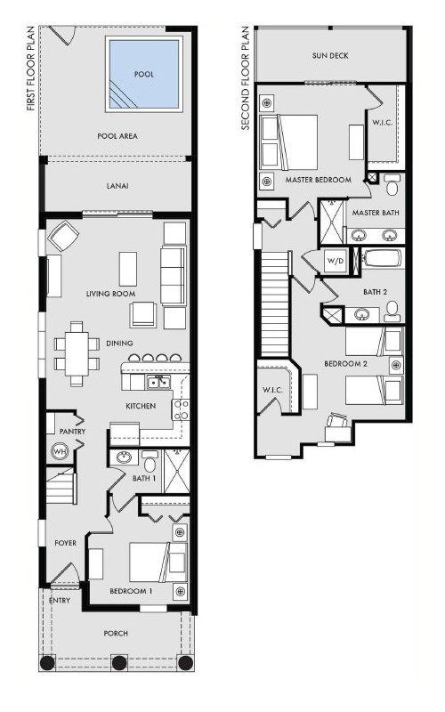 Eliora 1 Floorplan