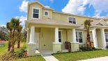Townhouse rentals in Orlando, check out the View to front of townhouse
