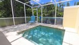 Eliora 4 Townhouse rental near Disney with Pool deck with sun lounger