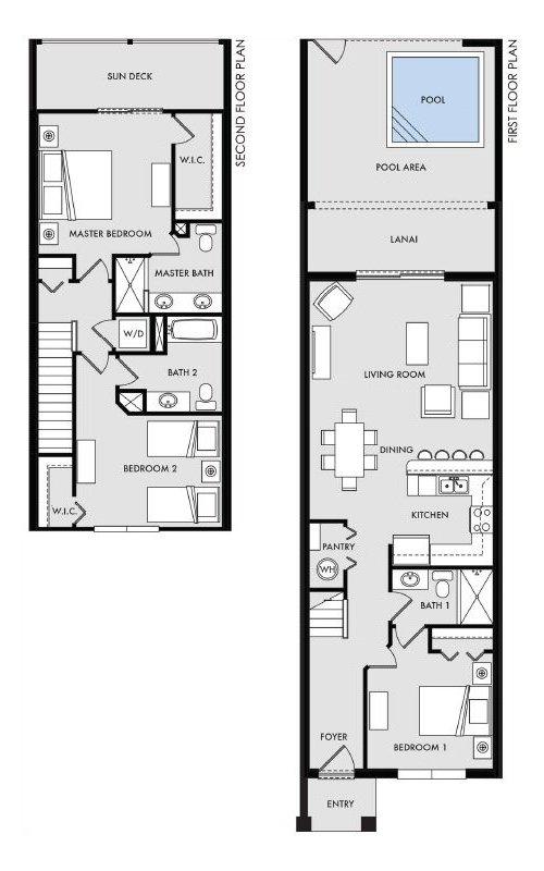 Adalia 1 Floorplan