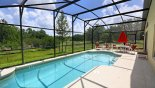 Orlando Villa for rent direct from owner, check out the 19 Pool Area