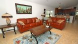 Villa rentals near Disney direct with owner, check out the Family room