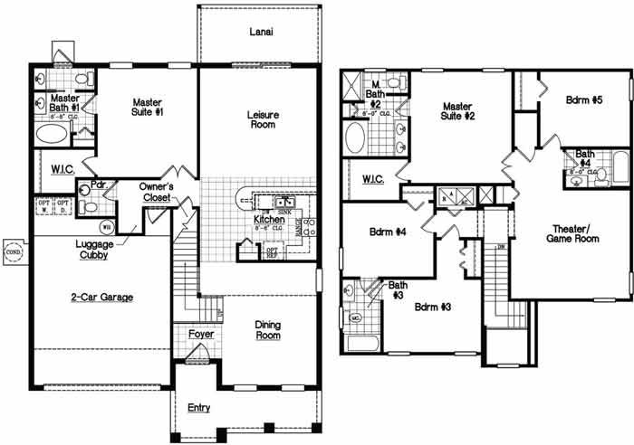 Bimini 2 Floorplan