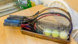 Villa rentals in Orlando, check out the Anyone for tennis ?