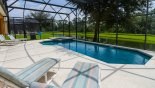 Palm Harbour 7 Villa rental near Disney with Pool deck with 4 sun loungers